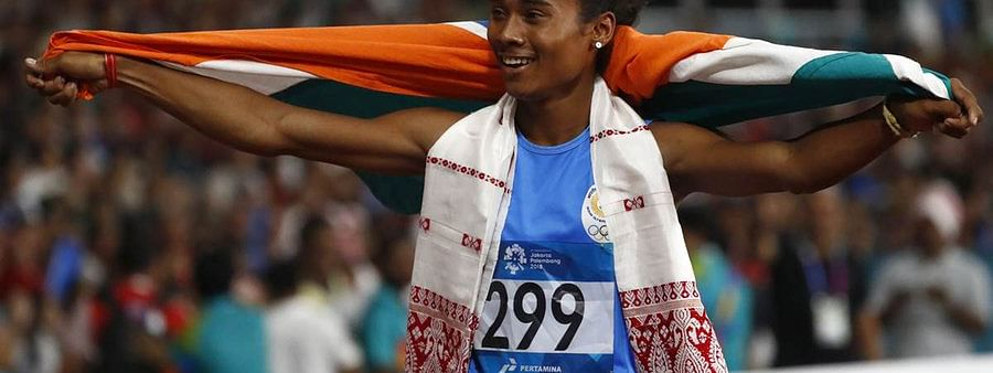 Assam government has offered Hima Das the post of DSP