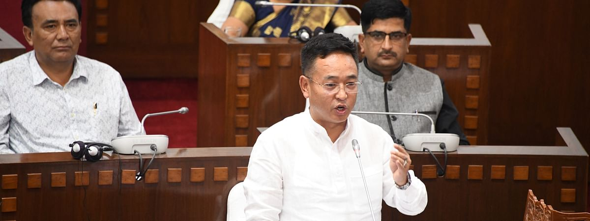 Chief minister PS Golay is among the prominent candidates during this by-election in Sikkim