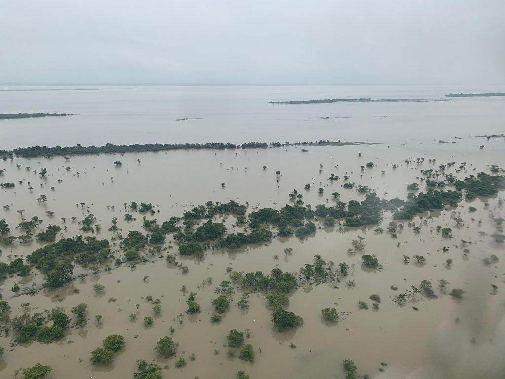 Centre announces Rs 251 cr aid to tackle flood situation in Assam