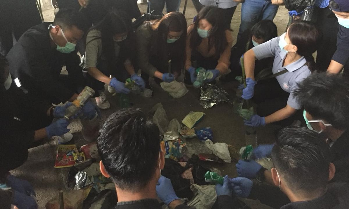 Nagaland: Kohima youths get lessons in solid waste management