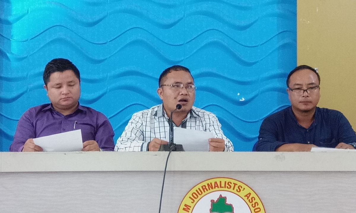 Mizoram: MZP to take out protest march over Assam border dispute