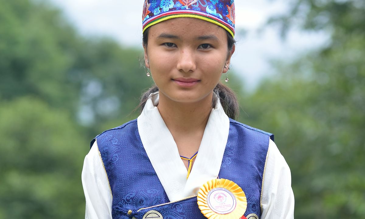 Girl from remote Sikkim village bags scholarship to study in Italy
