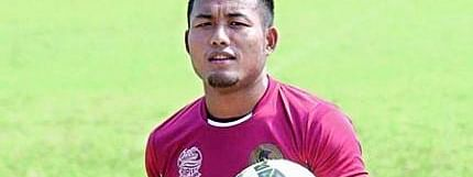 Mizoram native Jeje Lalpekhlua is the second highest Indian goalscorer in the Indian Super League since its inception