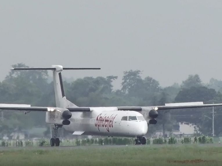 COVID-19: SpiceJet to suspend ops from Dibrugarh Airport in Assam