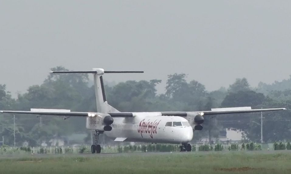 SpiceJet launches daily direct flight between Dhaka and Guwahati