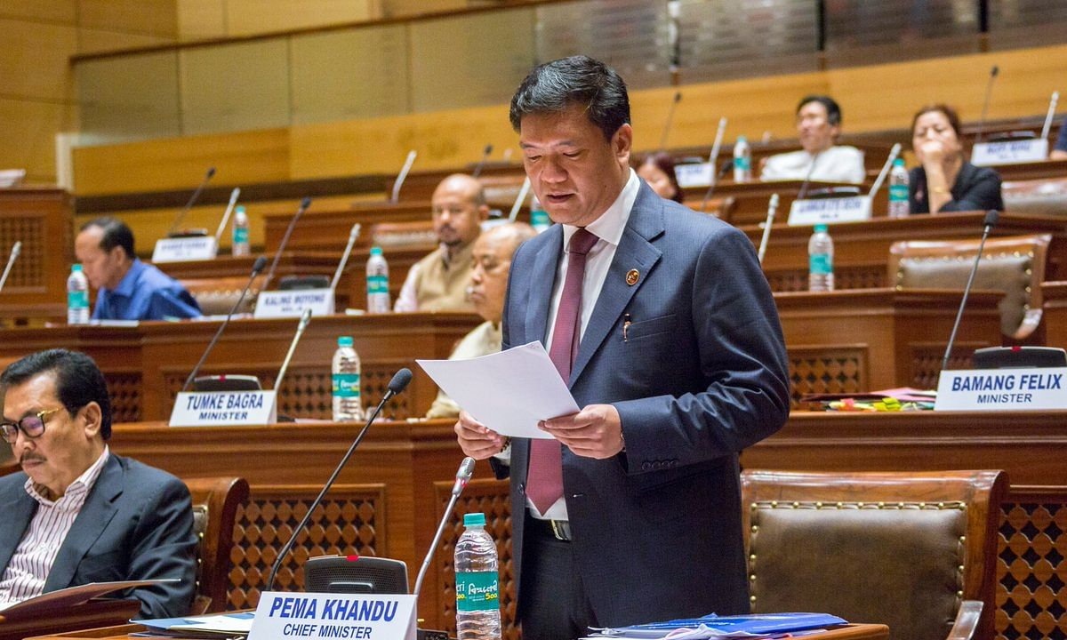 Govt will do everything to exclude Arunachal from CAB purview: CM
