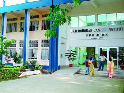 Dr B Borooah Cancer Institute, Guwahati | Asst professor vacancies