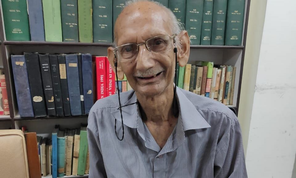 85-yr-old Delhi pensioner donates Rs 25k for Assam flood victims