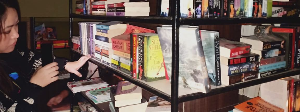Aizawl saw the inauguration of its first book cafe on Saturday