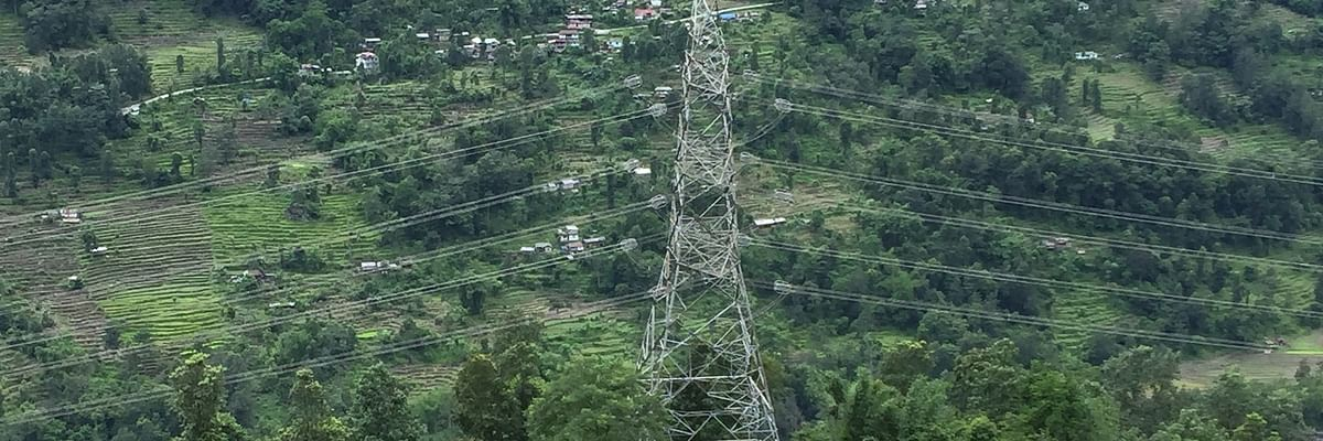 Why transmission towers are shocking news for this Sikkim village