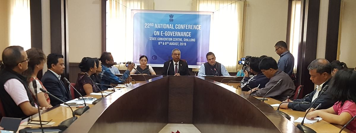 The conference is a part of the Department of Administrative Reforms & Public Grievances DARPG's 100 days initiatives in the new Government