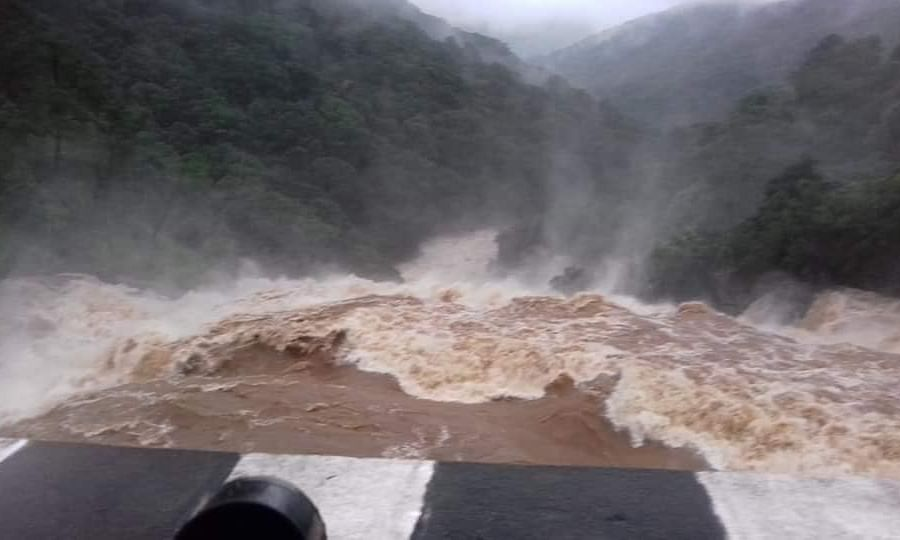 PHOTOS: Meghalaya's Nongstoin town hit by heavy rainfall, floods