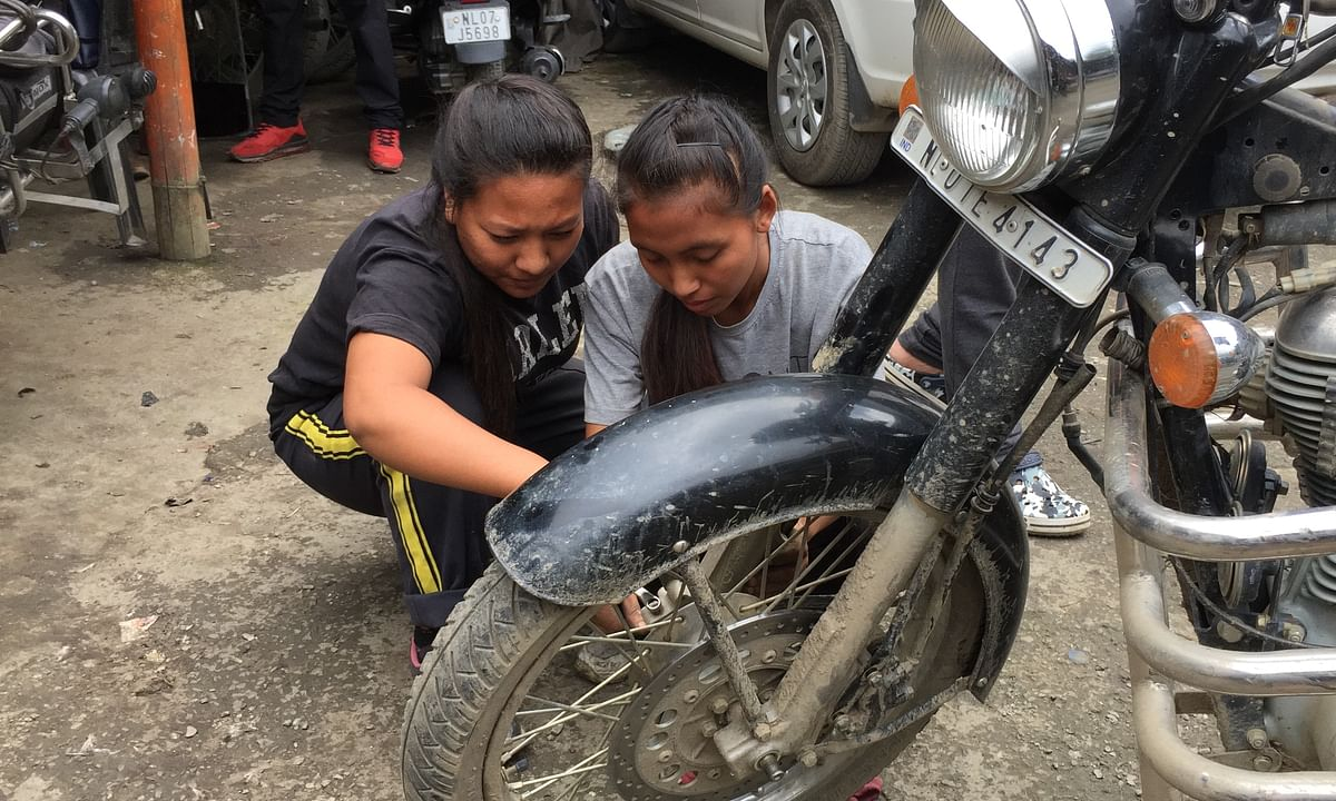 How these hardy women mechanics are breaking barriers in Nagaland