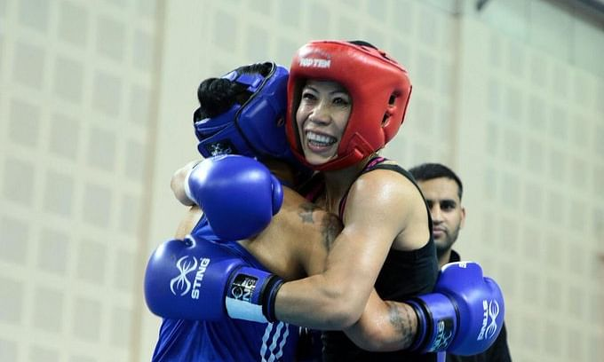 President's Cup: Manipur boxer MC Mary Kom wins gold in Indonesia