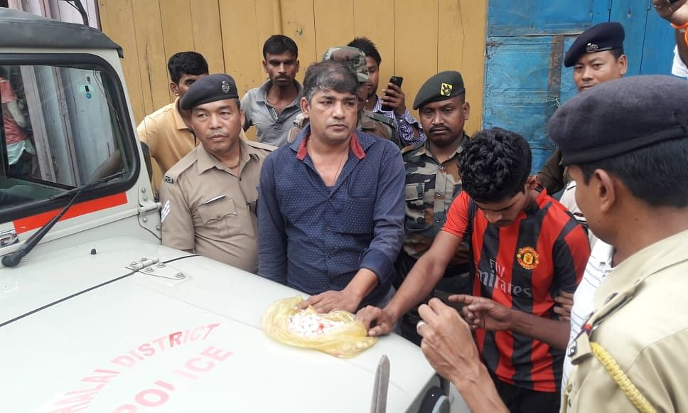 Tripura: Contraband worth over Rs 1 cr seized in 48 hours, 2 held