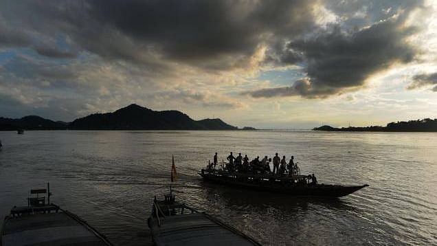 Assam: Ferry services resume in Guwahati from today amid lockdown