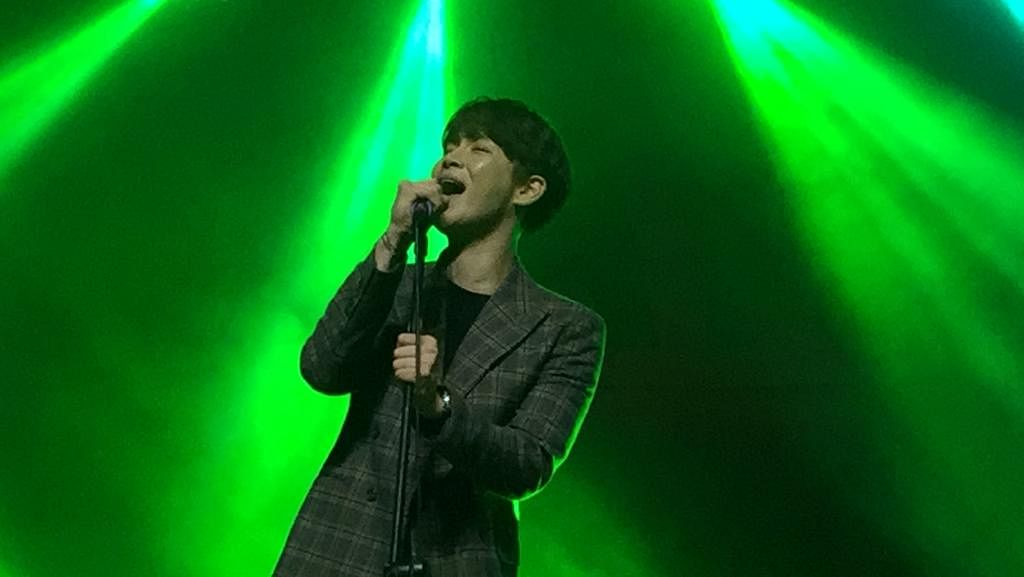 Music Task Force advisor Theja Meru announced the government's new initiatives during K-pop star Jang Hanbyul's tour in Kohima recently