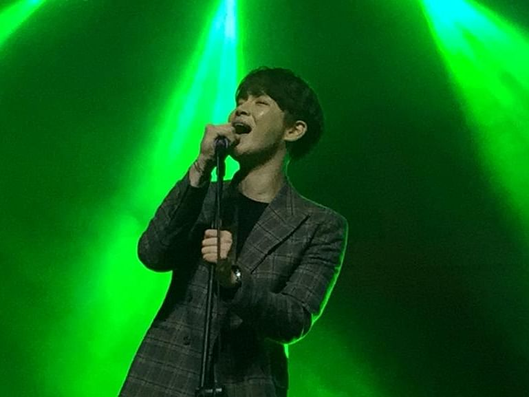 K-pop star Jang Hanbyul wraps summer tour with a bang in Kohima