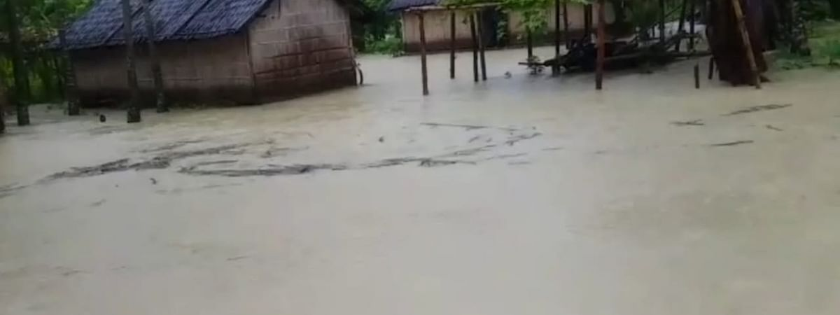 About 4,626 villages under 114 revenue circles across 32 districts are reeling under floods in Assam