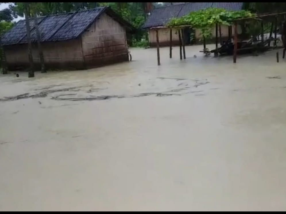 Assam floods claim 2 lives, alert issued after Met dept forecast