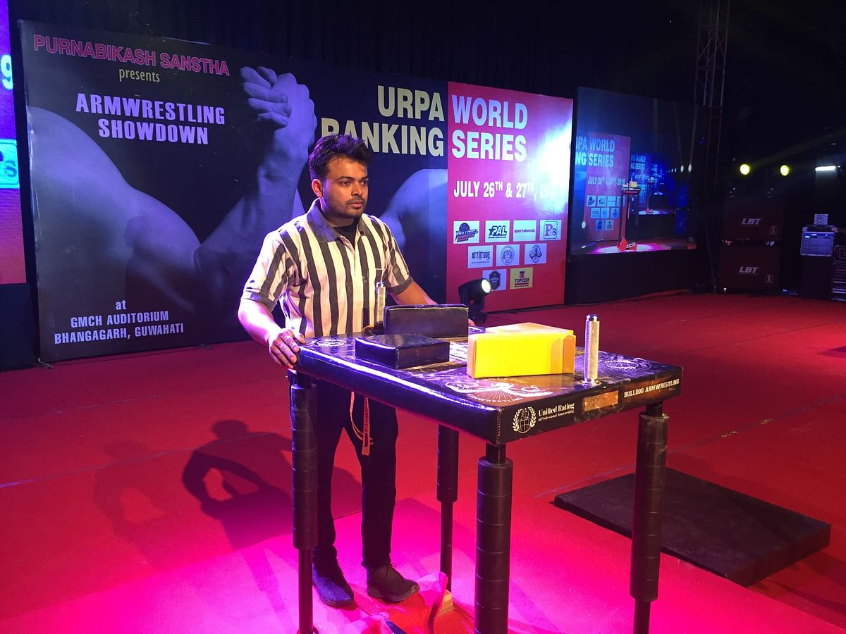 Monoj Leen Debnath has represented India thrice in world championships and thrice in Asian championships