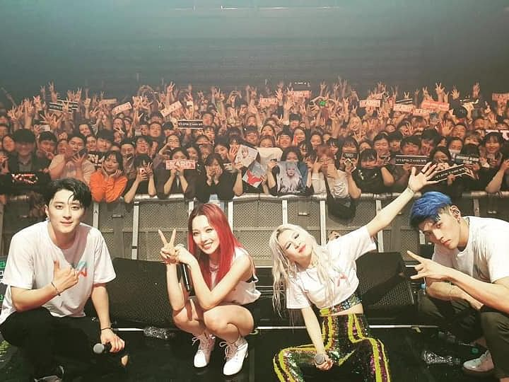 We just can't wait to perform in Northeast India: K-pop band KARD