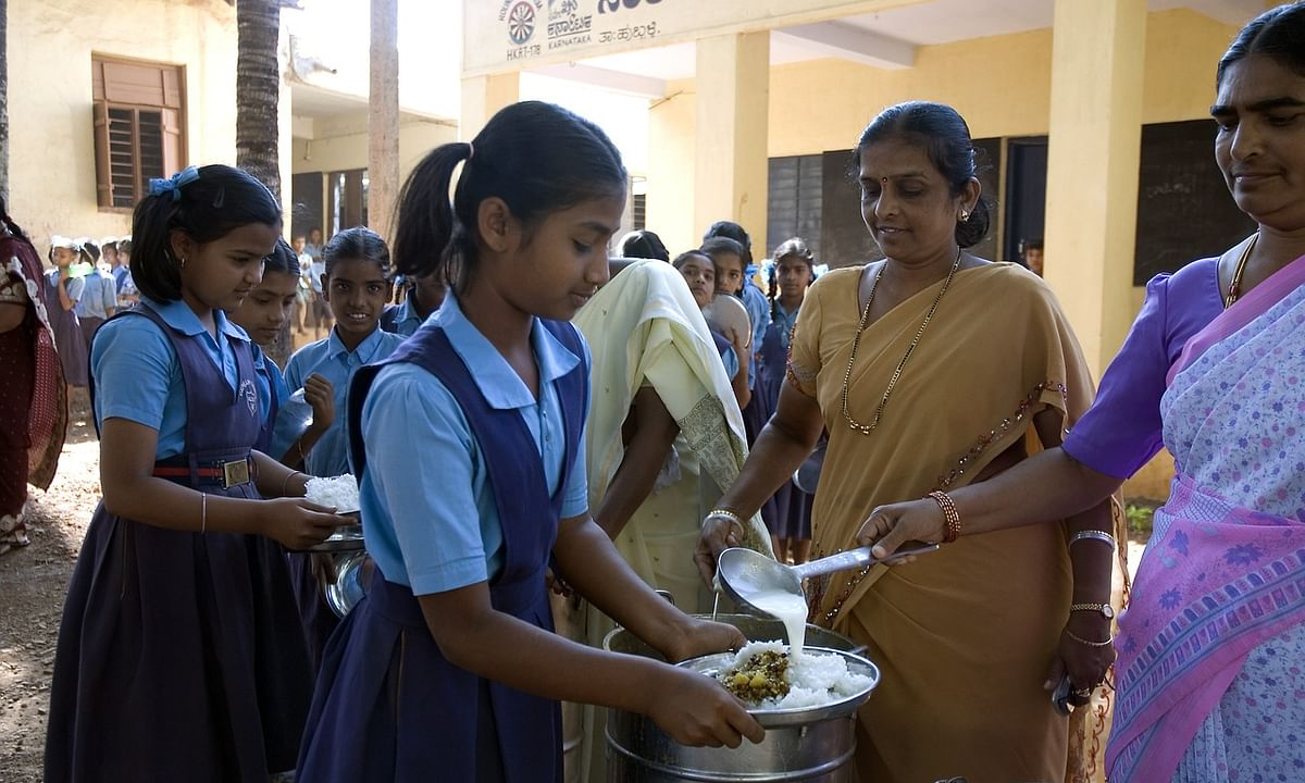 Now, Akshaya Patra to serve mid-day meals in Tripura schools