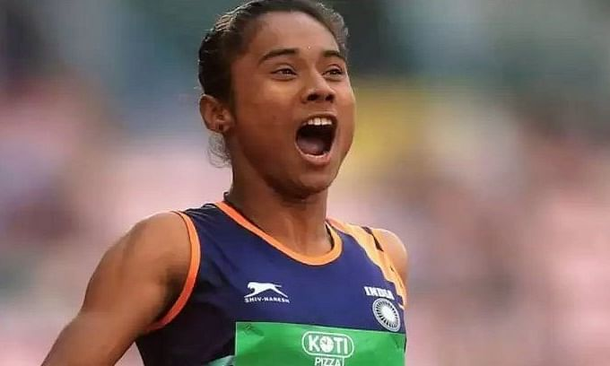 Kutno Athletics Meet: Hima Das bags 2nd gold in Poland