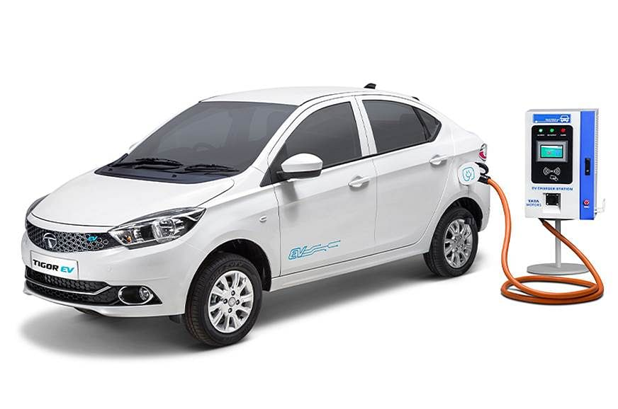 The battery for Tigor EV can be recharged to 80% of its capacity in six hours using a normal charger