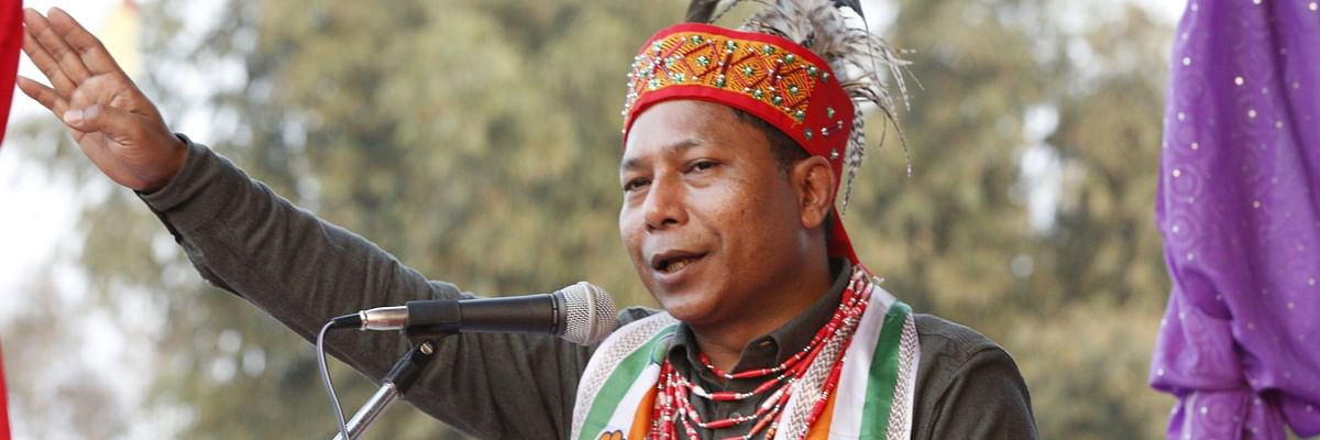 Meghalaya: Opposition leader Mukul Sangma lashes out at state govt