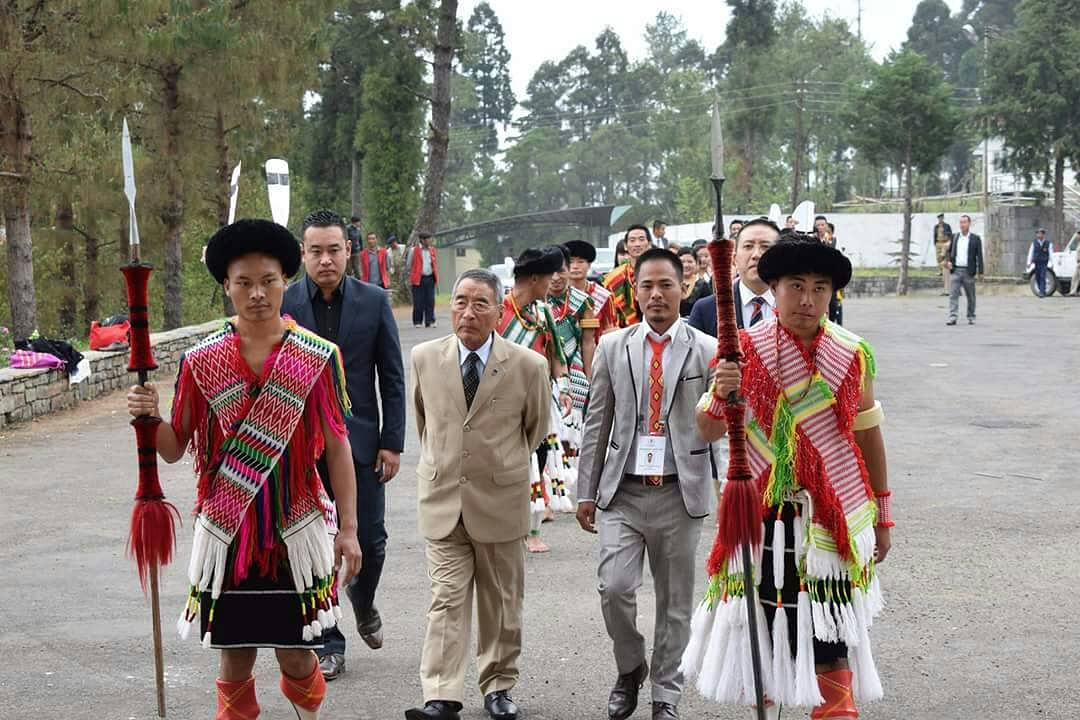 The joint meeting was held at Nagaland Legislative Assembly conference Hall