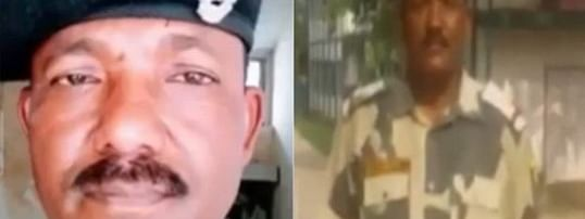 BSF assistant sub inspector Muzibur Rahman, who hails from Golaghat district in Assam, is currently posted in Punjab