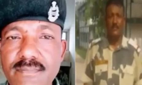BSF officer, wife declared 'foreigners' in Assam