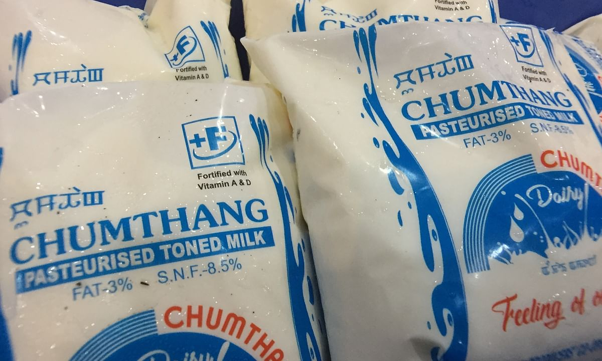 Manipur's new milk brand Chumthang to bring about white revolution