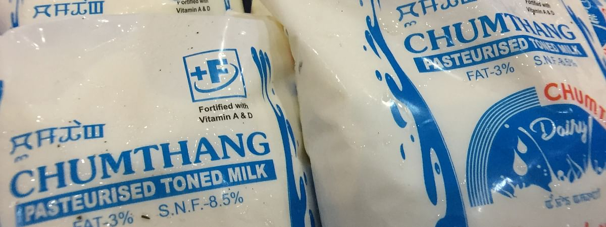 'Chumthang' fortified toned milk launched in Imphal, Manipur