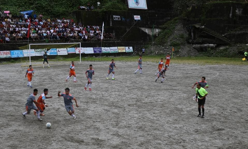 In Sikkim, August not just a month but season for football events