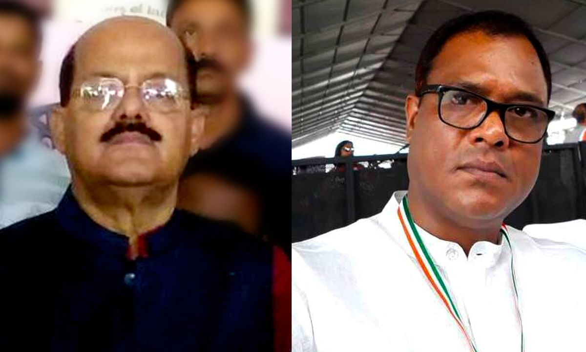 Another big jolt to Assam Cong: Gautam Roy, Santiuse Kujur resign