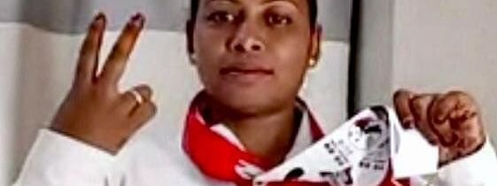 Pallabi Das clinched gold medal in archery at the World Police and Fire Games at Chengdu in China