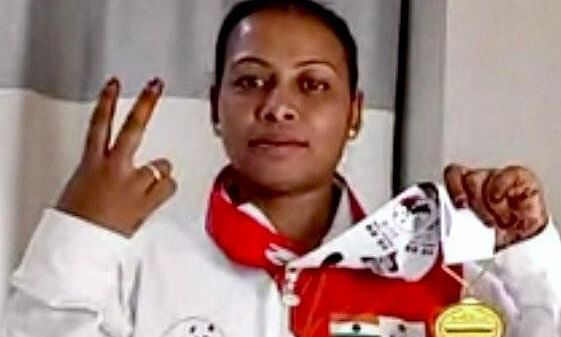 Assam archer Pallabi Das bags gold in World Police and Fire Games