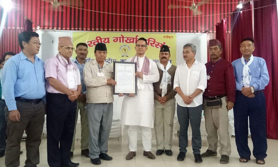 Bharatiya Gorkha Parisangh's national meet organised in Dehradun