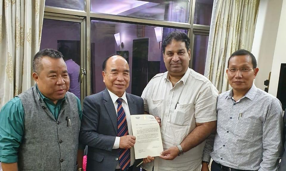 Mizoram likely to host National Games in 2024