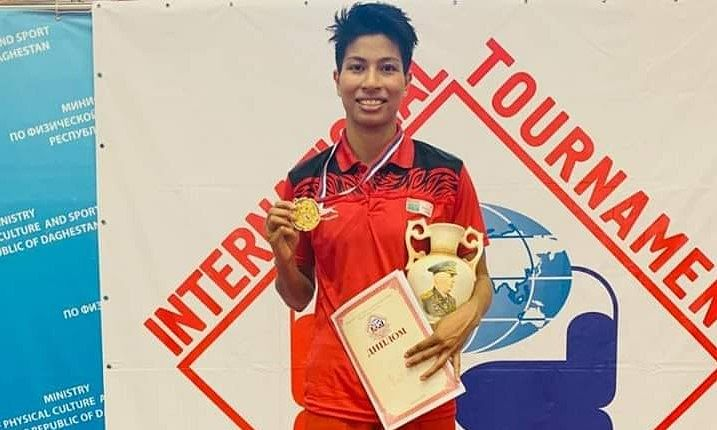 Assam Boxer Lovlina Borgohain clinches gold in Russia