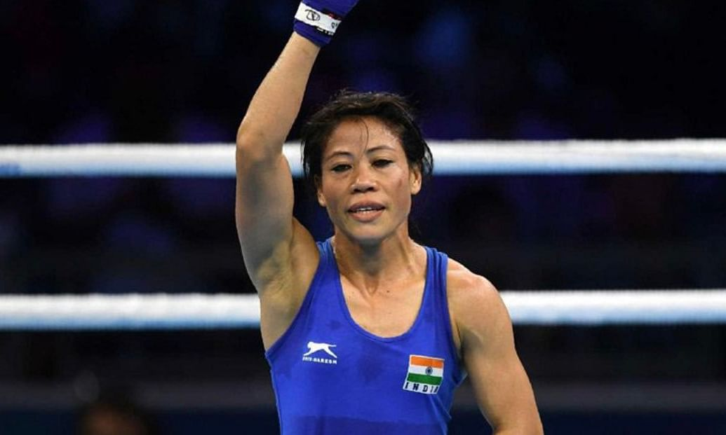 Manipur boxer MC Mary Kom named 'Asia's best female athlete'