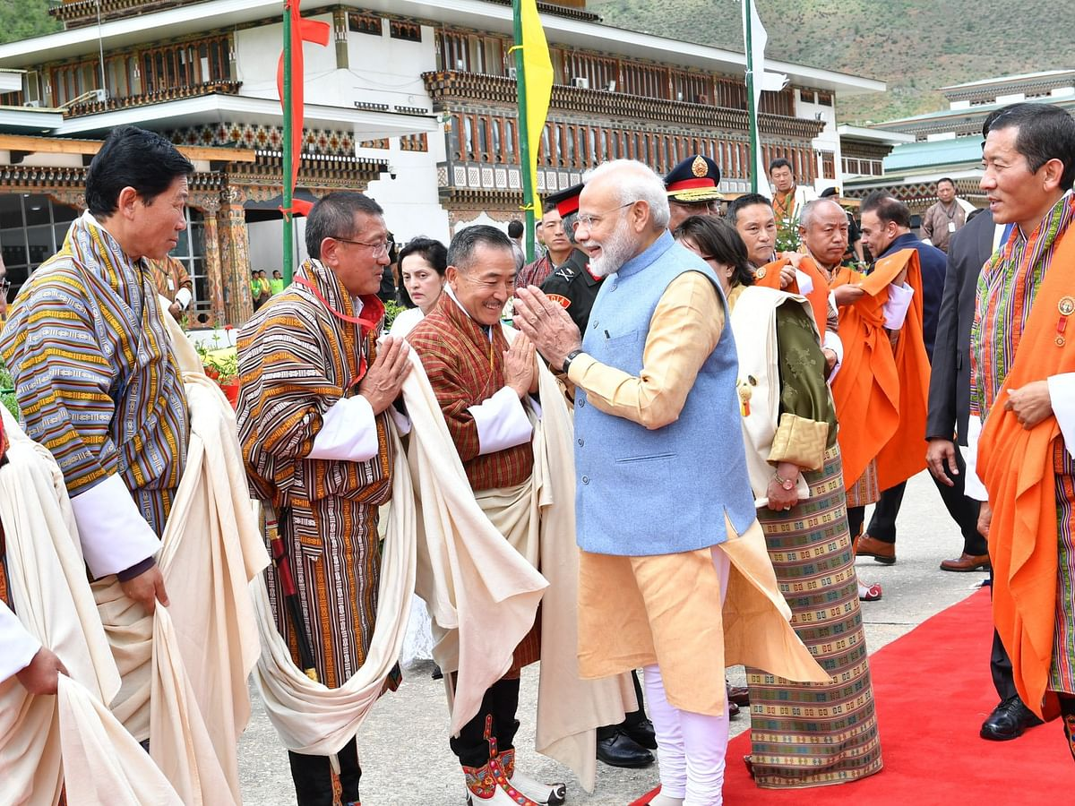 PM Modi strengthens ties with Bhutan, announces financial help