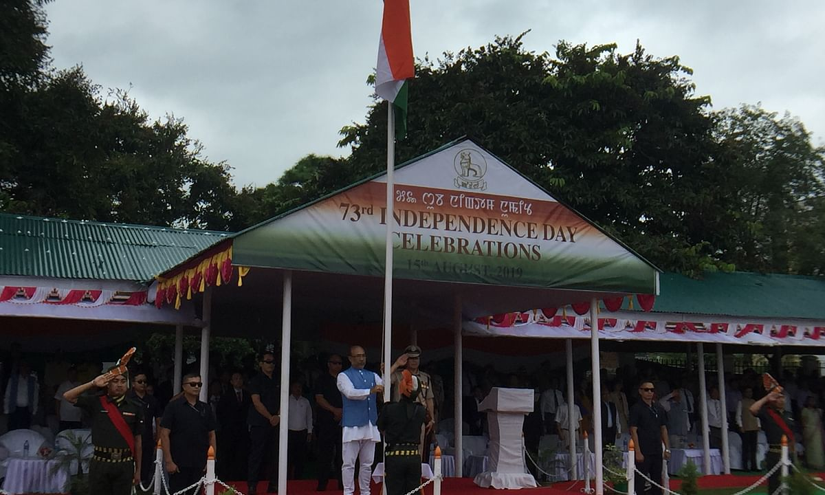 How Manipur observed Independence Day amid boycott calls