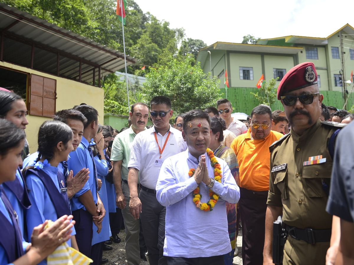 Sikkim by-poll: BJP gets 2, SKM 1; CM PS Golay wins Poklok-Kamrang
