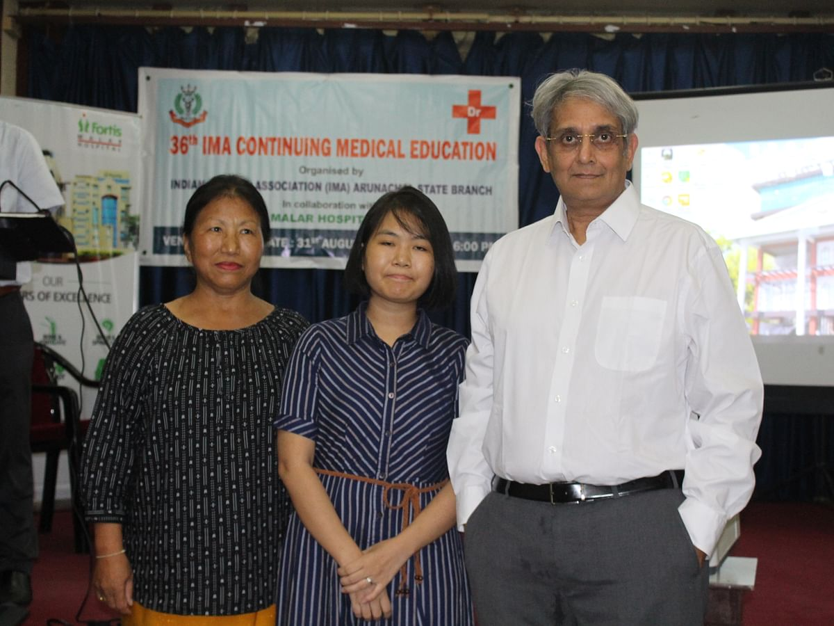Arunachal girl becomes state's first to get heart, lung transplant