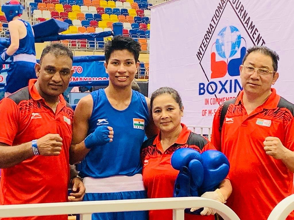 Assam boxer Lovlina Borgohain shines in Russia event, enters semis