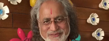 Vishwa Mohan Bhatt won the prestigious Grammy Award for his album 'A Meeting by the River'