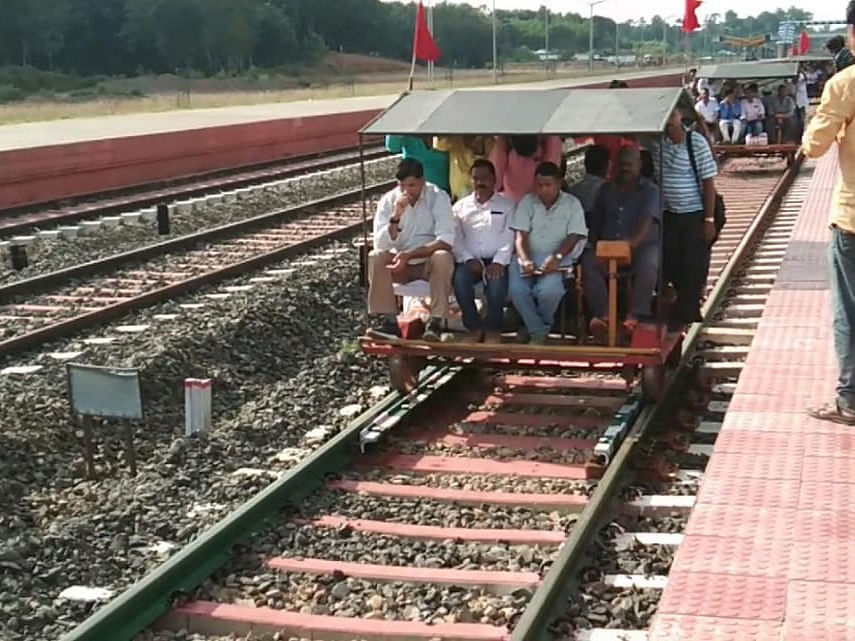 With Agartala-Sabroom line, Tripura 1st with no level crossing